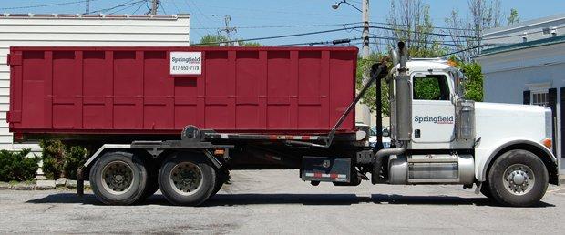 About Springfield Disposal Dumpster Rentals
